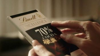 Lindt Excellence TV Spot, 'Delicious Intensity'