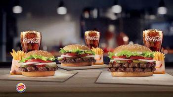 Burger King Whopper Meal Deals TV Spot, 'Alimenta tu apetito' [Spanish] - Thumbnail 2