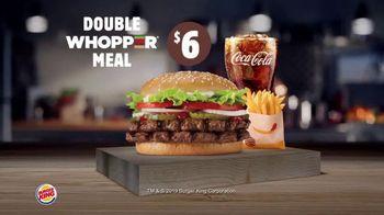 Burger King Whopper Meal Deals TV Spot, 'Alimenta tu apetito' [Spanish] - Thumbnail 7
