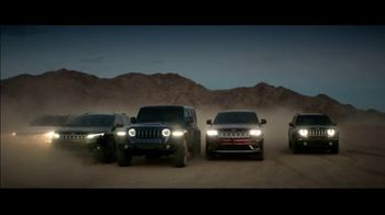 Jeep Memorial Day Sales Event TV Spot, 'Legends' Song by The Kills [T2] - Thumbnail 2