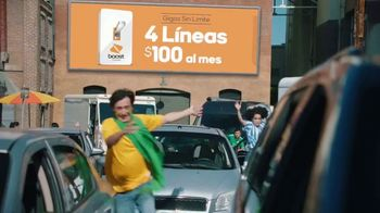 Boost Mobile Unlimited Gigs TV Spot, 'La pasión del fútbol' [Spanish] - Thumbnail 5