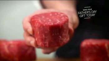 Omaha Steaks Father's Day Gift TV Spot, 'I Love You, Dad' - Thumbnail 7