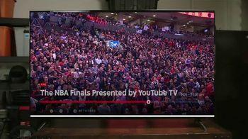 YouTube TV TV Spot, '2019 NBA Finals: Toronto' - Thumbnail 3