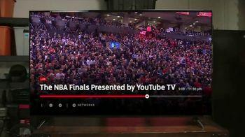 YouTube TV TV Spot, '2019 NBA Finals: Toronto' - Thumbnail 7