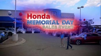 Honda Memorial Day Sales Event TV Spot, 'Spend Less, Get More: SUVs' [T2] - Thumbnail 2