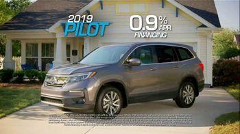 Honda Memorial Day Sales Event TV Spot, 'Spend Less, Get More: SUVs' [T2] - Thumbnail 8