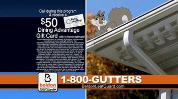 Beldon LeafGuard TV Spot, 'Home Evaluation Program' - Thumbnail 7