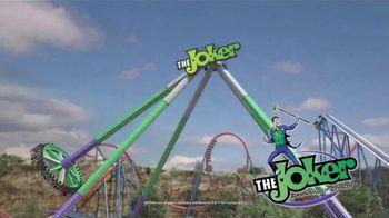 Six Flags Fiesta Texas TV Spot, 'Go Time: The Joker' - Thumbnail 5