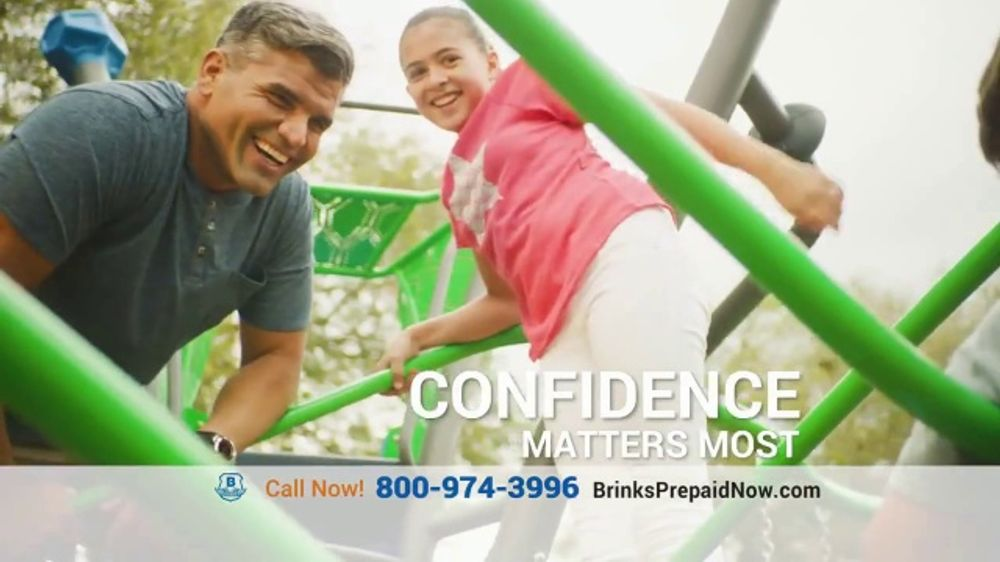 Brinks Prepaid MasterCard TV Commercial, 'Confidence' - Video