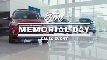 Ford Memorial Day Sales Event TV Spot, 'Time to Gear Up' [T2] - Thumbnail 3
