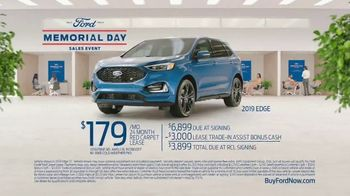 Ford Memorial Day Sales Event TV Spot, 'Time to Gear Up' [T2] - Thumbnail 4