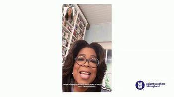 WW Triple Play TV Spot, 'Oprah Facetime Launch: Congratulations'