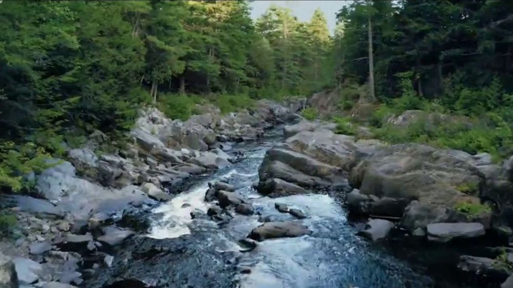 Poland Spring Natural Spring Water TV Commercial, 'My Journey: Sparkling Waters' Song by Barns Court