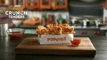 Popeyes Hot Honey Crunch Tenders TV Spot, 'Dulce o picante' [Spanish] - Thumbnail 2