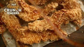 Popeyes Hot Honey Crunch Tenders TV Spot, 'Dulce o picante' [Spanish] - Thumbnail 3