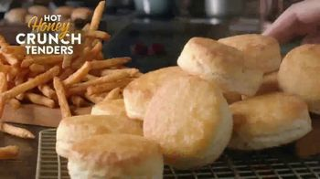 Popeyes Hot Honey Crunch Tenders TV Spot, 'Dulce o picante' [Spanish] - Thumbnail 6