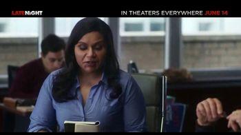 Late Night - Alternate Trailer 19
