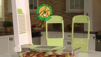 Vidalia Chop Wizard Pro Max TV Spot, 'Chop, Slice and Dice'