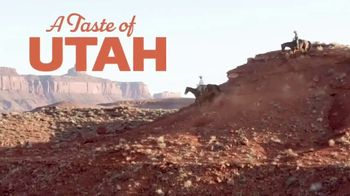 Utah Office of Tourism TV Spot, 'A Taste of Utah'