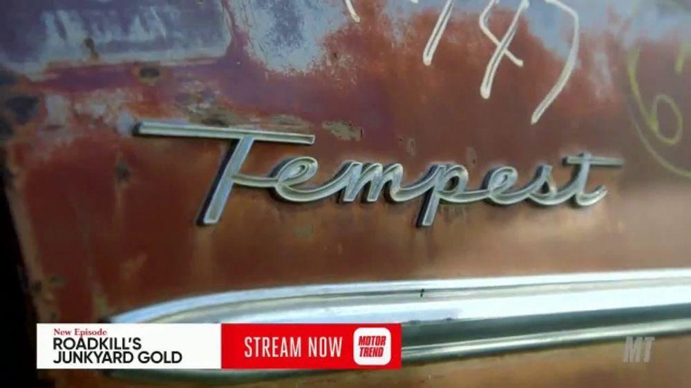 Velocity Tv Channel >> Motor Trend Network TV Commercial, 'Roadkill's Junkyard Gold' - iSpot.tv