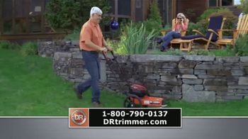 DR Power Equipment Pulse Trimmer/Mower TV Spot, 'Ready to Roll'