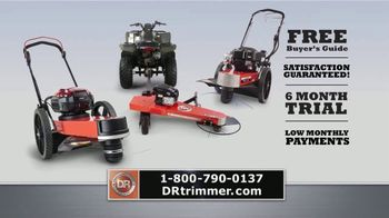 DR Power Equipment Pulse Trimmer/Mower TV Spot, 'Ready to Roll' - Thumbnail 8