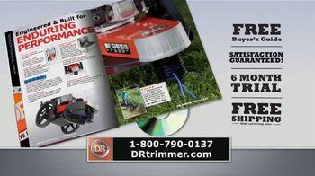 DR Power Equipment Pulse Trimmer/Mower TV Spot, 'Ready to Roll' - Thumbnail 7