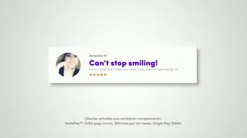 Smile Direct Club TV Spot, 'Esto es un aliñeador' [Spanish] - Thumbnail 7