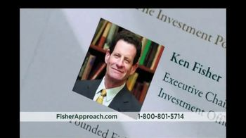 Fisher Investments TV Spot, 'Ken Fisher on Clarity' - 20 commercial airings