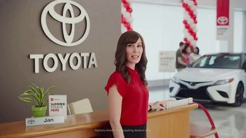 Toyota Summer Starts Here TV Spot, 'Dominoes' [T2] - 9 commercial airings