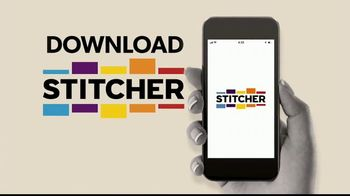 Stitcher Radio TV Spot, 'Podcasting Wave' - 20 commercial airings