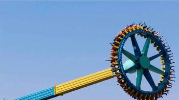 Six Flags TV Spot, 'Pandemonium: Four Pack of Passes' - Thumbnail 1