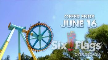 Six Flags TV Spot, 'Pandemonium: Four Pack of Passes' - Thumbnail 9