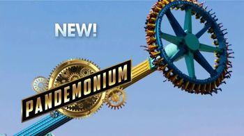 Six Flags TV Spot, 'Pandemonium: Four Pack of Passes' - Thumbnail 2