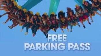 Six Flags TV Spot, 'Pandemonium: Four Pack of Passes' - Thumbnail 8