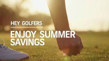 GolfNow.com Summer Savings TV Spot, 'Summer Special Offer'