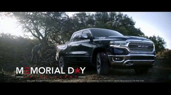 Ram Trucks Memorial Day Sales Event TV Spot, 'More Towing' [T2] - Thumbnail 1