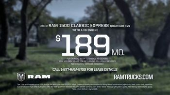 Ram Trucks Memorial Day Sales Event TV Spot, 'More Towing' [T2] - Thumbnail 9