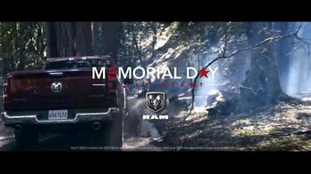 Ram Trucks Memorial Day Sales Event TV Spot, 'More Towing' [T2] - Thumbnail 7