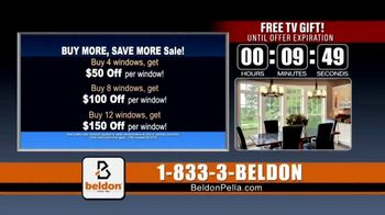 Beldon Windows Buy More, Save More Sale TV Spot, 'Ease of Operations' - Thumbnail 6