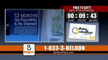 Beldon Windows Buy More, Save More Sale TV Spot, 'Ease of Operations' - Thumbnail 7