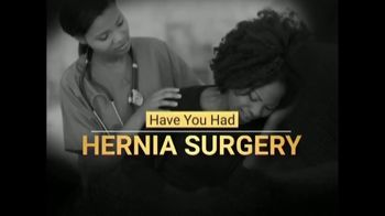 Gold Shield Group TV Spot, 'Hernia Mesh Alert' - Thumbnail 1