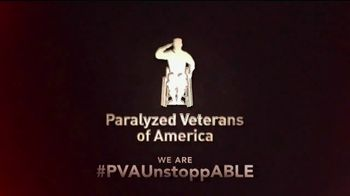 Paralyzed Veterans of America TV Spot, 'Together We Are Unstoppable' - Thumbnail 1