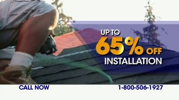 1-800-HANSONS TV Spot, 'Bring You the Best: Roofing Hail West' - Thumbnail 5