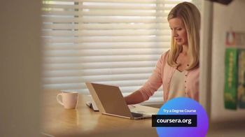 Coursera TV Spot, 'Busy Lives - Jogger II'