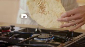 Stonefire Naan Original TV Spot, 'Practical Pantry: BBQ Chicken Tacos, Paninis & Charcuterie' - Thumbnail 1
