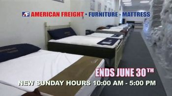 American Freight Lowest Prices of the Year TV Spot, 'Take It Home' - Thumbnail 9