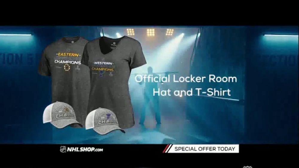 NHL Shop TV Commercial, 'Bruins and Blues Fans'