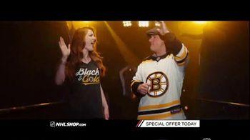 NHL Shop TV Spot, 'Bruins and Blues Fans' - Thumbnail 1