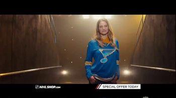 NHL Shop TV Spot, 'Bruins and Blues Fans' - Thumbnail 3